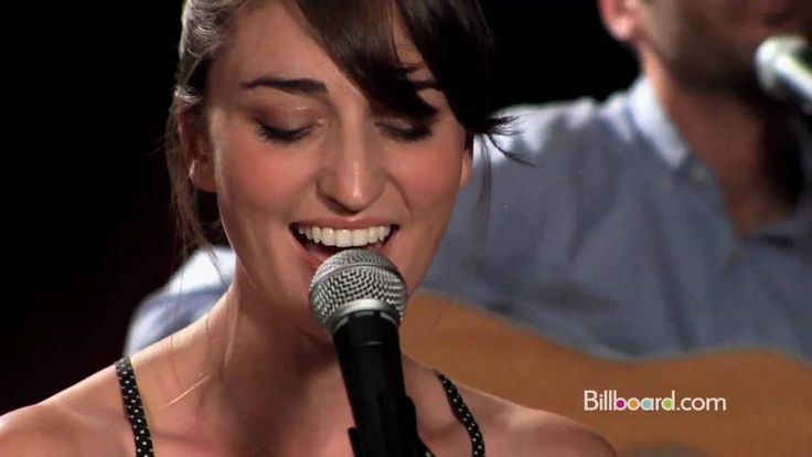 """So this is fun. (I kind of LOVE it.) :: Sara Bareilles - """"Single Ladies"""" Beyoncé cover Live!"""