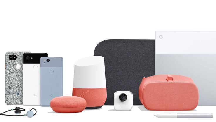 """""""Design language sets us apart"""" from rivals says Google head of hardware"""