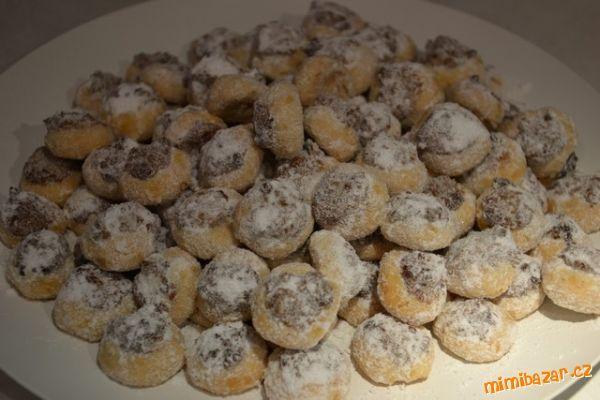 Sýrové koláčky