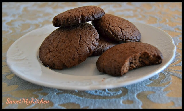 Sweet my Kitchen: Bolachas de chocolate picantes