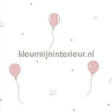 Babies 10137 Spits balloons carta da parati kleurmijninterieur.nl