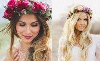 Εμπνευστείτε από τα λουλουδένια στεφάνια της Πρωτομαγιάς! Αν παντρεύεστε μέσα στην Άνοιξη του 2015, η ιδέα να διακοσμήσετε το χτένισμά σας με λουλούδια, που θα συνδυάζονται με την νυφική σας ανθοδέσμη μπορεί να δώσει στο στυλ σας ένα άκρως ρομαντικό και θηλυκό ύφος, που θα εντυπωσιάσει όλους τους καλεσμένους! Εάν δεν έχετε κλείσει ακόμα ραντεβού για το Νυφικό σας Χτένισμα, αναζητήστε τιμές και προσφορές μέσα από το iLikeBeauty.Gr. http://www.ilikebeauty.gr/search-results/
