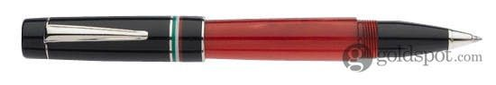Delta Markiaro Gaiola Red Rollerball Pen
