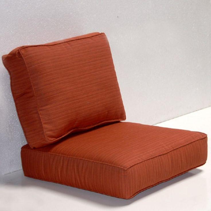 Elegant Deep Patio Chair Cushions