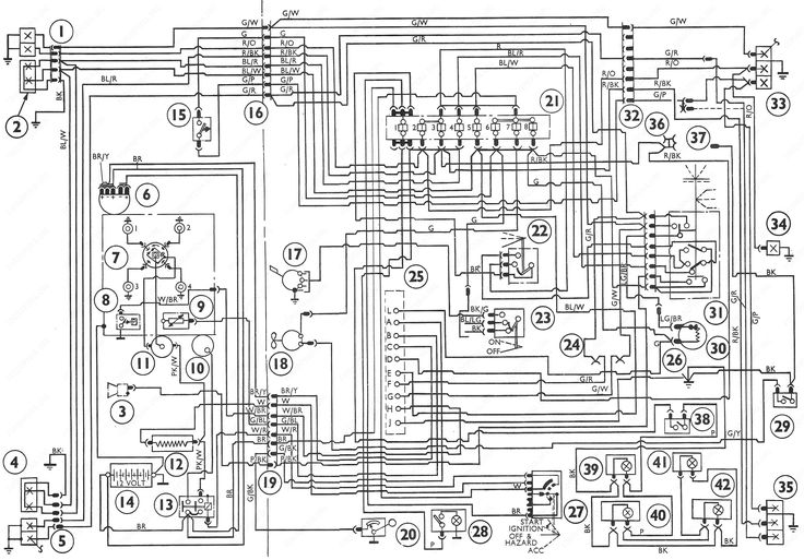 New Vw Golf 4 Central Locking Wiring Diagram