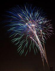 Waikiki, Honolulu, Oahu 2013/2014 New Year's Eve Fireworks, Dining