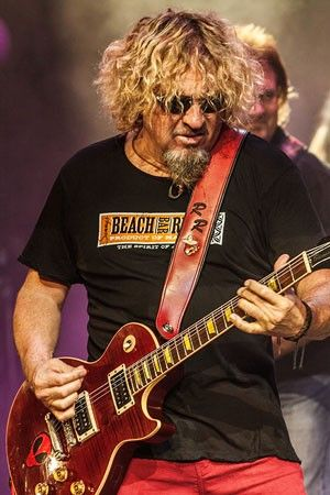 Sammy Hagar interview on his series Rock n' Roll Road Trip. #sammyhagar
