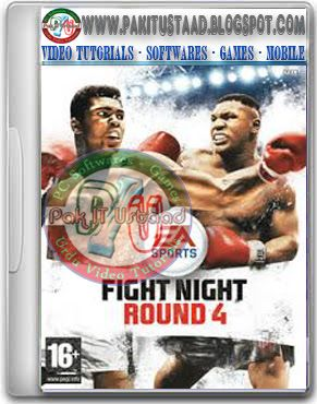 Fight Night Round 4 PC Game Cover