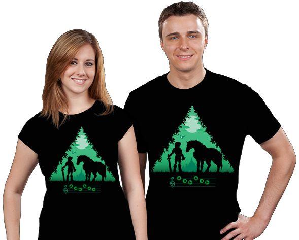 Calling Epona design for T-Shirts & more. Visit http://www.unamee.com now and get yours! #Zelda #LegendofZelda #TheLegendofZelda