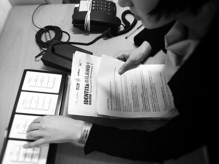 Viola Cateni Interprete russa per Eventi  in Fiera a Firenze & Bologna