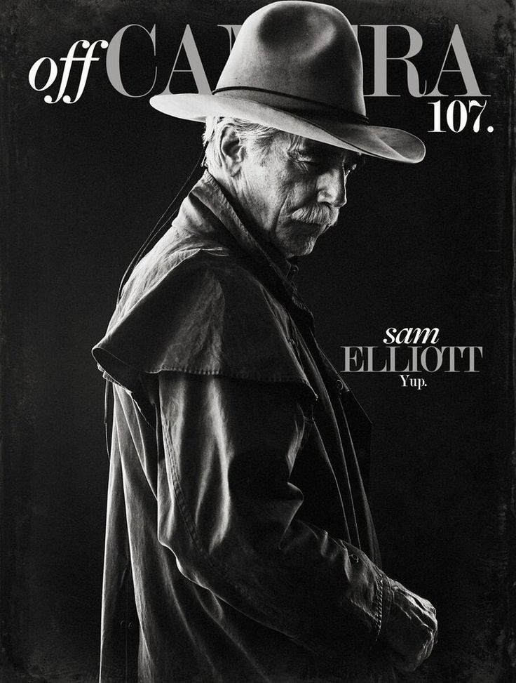 Off Camera 107 Sam Elliott | Off Camera with Sam Jones