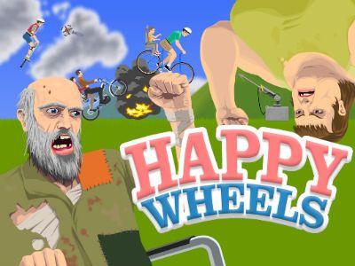 Happy Wheels Full Game
