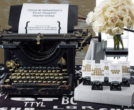 "the truest ""type"" of love: Vintage Wedding Theme, Typewriters Ideas, Google Search, Vintage Typewriters, Vintage Wedding Decor, Theme Ideas, Places Cards, Wedding Centerpieces, Vintage Theme Wedding"