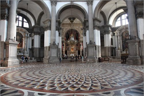 Baldassare | Santa Marie della Salute, Venice