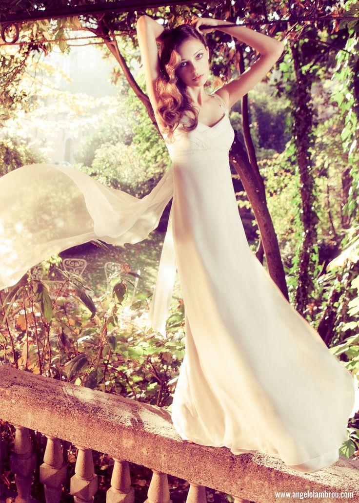 Napoli ‹ New York, NY Couture Wedding Dresses & Gowns – Angelo Lambrou - Napoli Wedding Gown by Angelo Lambrou
