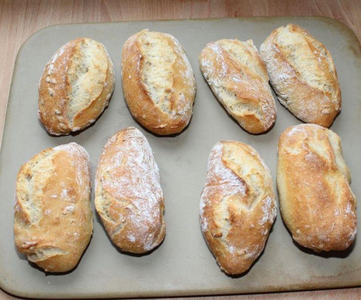 Sonntagsbrötchen, Zauberstein, The Pampered Chef (Creative Baking Breakfast)