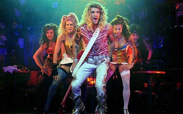 ROCK of ages ;)Theatres, Staging, Infamous Stacee, Broadwayaudience Com, Broadway Stuff, Reviews Rocks, Stacee Jaxx, Rock Of Ages, Rocks Of Age