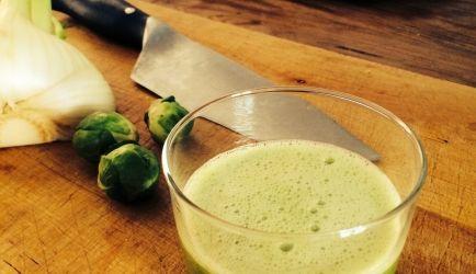 Slowjuice: De (iklustgeen)spruitjes Sap recept | Smulweb.nl