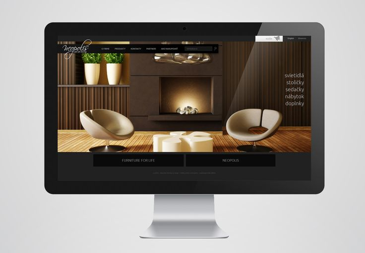 Art Of Living Image E-shop Webdesign