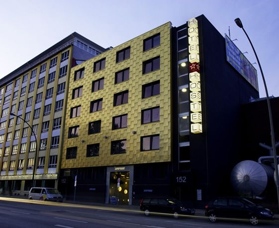 It's everything you'd expect, and more, from the new design-hostel; there's little in the way of luxury, lots in the way of presence, style and fun – with a capital F...