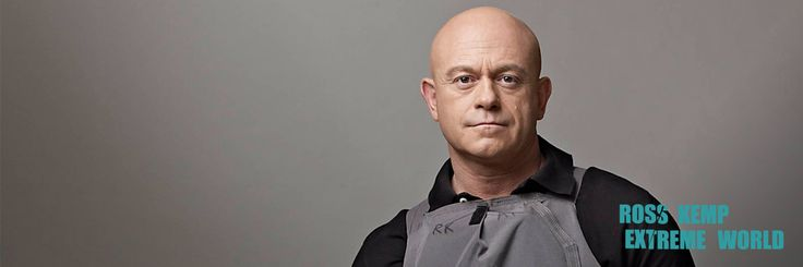 Ross Kemp: Extreme World TV Series