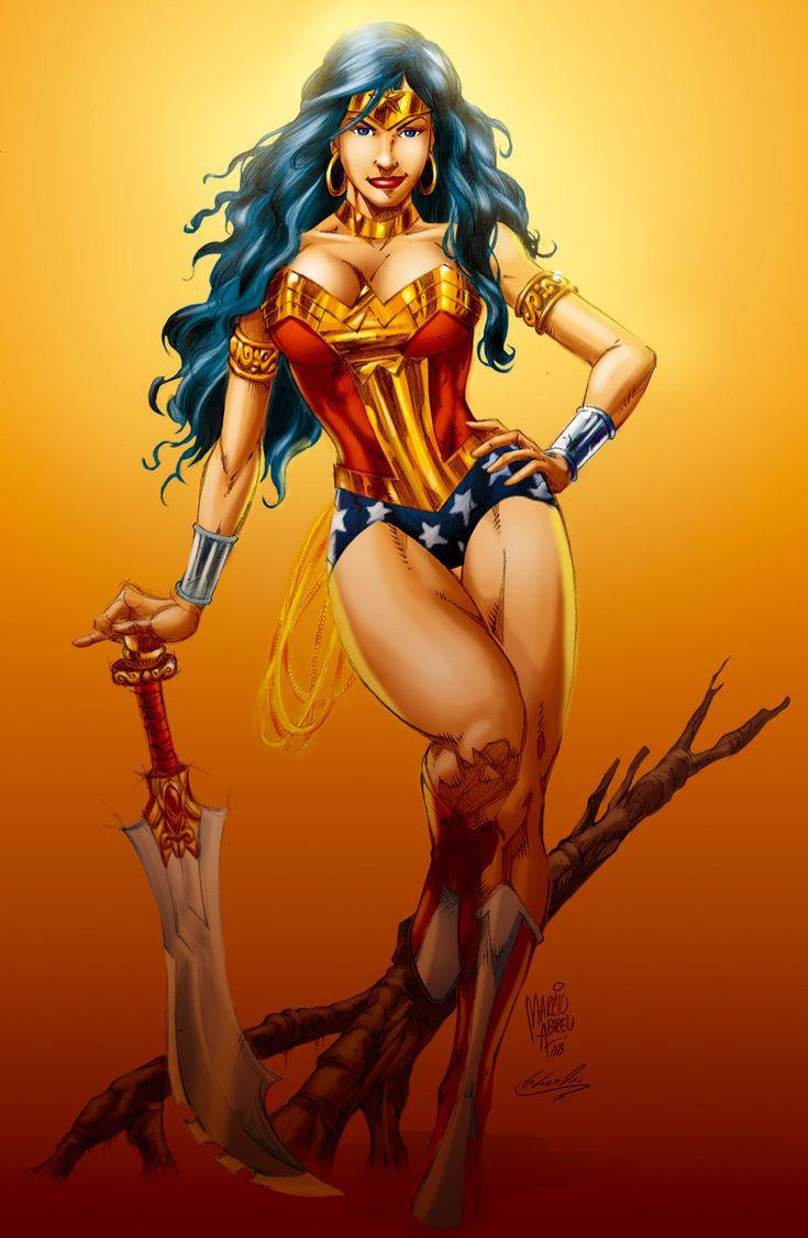 Wonder woman the return of wonder woman-8857