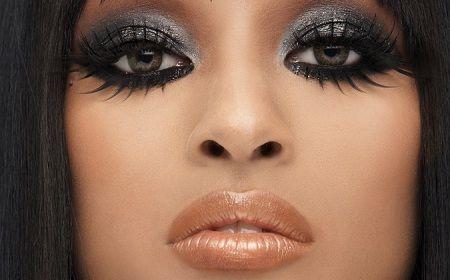 Maquillaje de noche para ojos