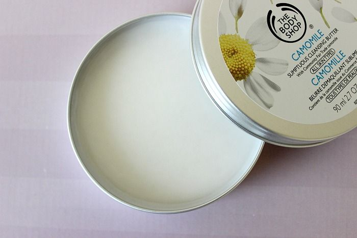 The Body Shop Camomile Sumptuous Cleansing Butter | Review