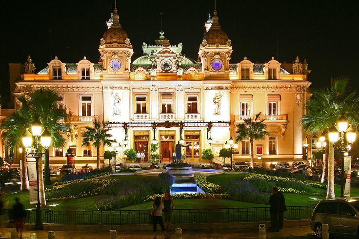 Monte Carlo Casino  theworldorbust.com