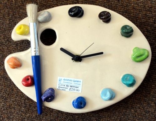 ceramic clock | 0000000291362.jpeg
