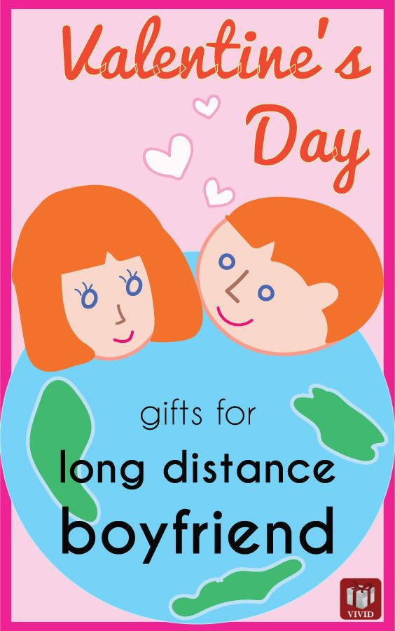 Long distance boyfriend valentines day gifts 2016 Valentines gift for boyfriend