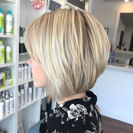 Beautiful and Convenient Bob Hairstyles for Women You Must Wear Nowadays - Page 14 of 28 - HAIRSTYLE ZONE X