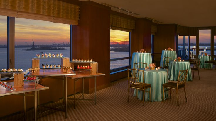 The Ritz Carlton New York Battery Park Enjoy Spectacular Sunsets During Your Reception