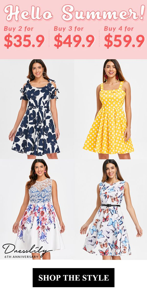 1c0519ec3cf18 Free shipping worldwide.Pick the floral casual summer dress. Buy 2 ...