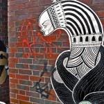 Ring the alarm, despertando conciencias #streetart en Barcelona
