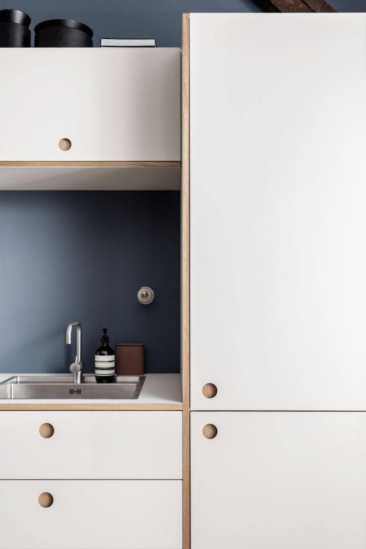 113 besten Weiße Küchen: Küchen-Design ganz in Weiß Bilder auf ...