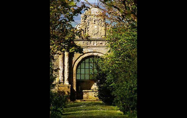 Scotland  5. Balfour Castle  Location: Shapinsay, Orkney