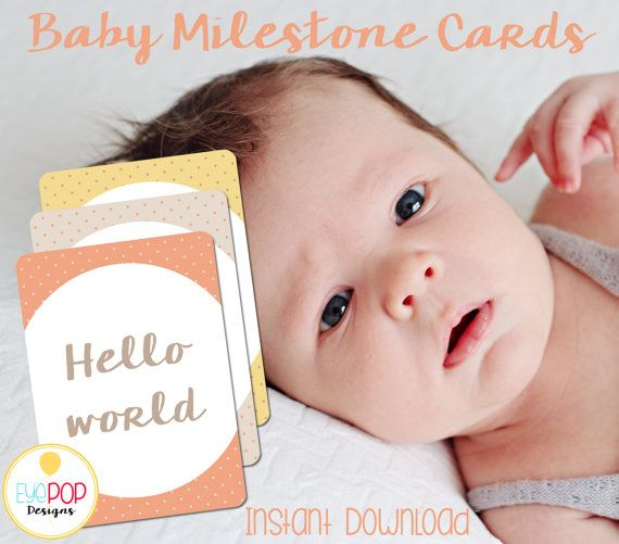Your baby is beautiful! Looking for ways to capture your little one's first year…
