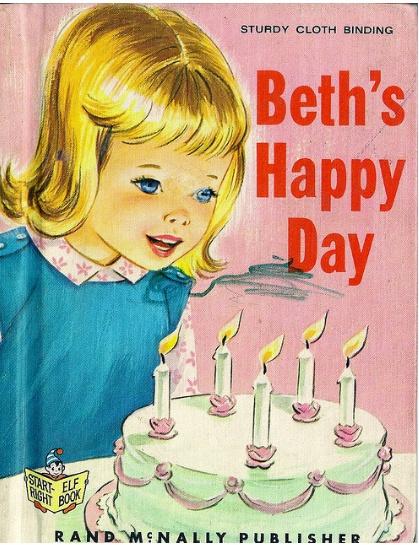 Beth S Happy Birthday Rand Mcnally Books Pinterest
