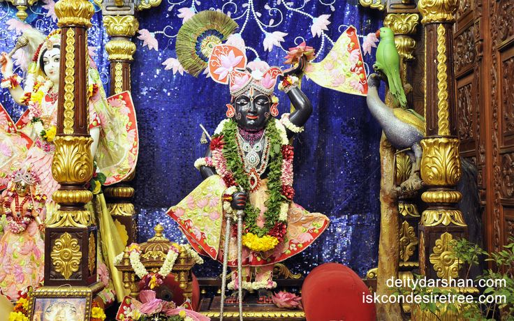 To view Gopal Wallpaper of ISKCON Chowpatty in difference sizes visit - http://harekrishnawallpapers.com/sri-gopal-wallpaper-007/