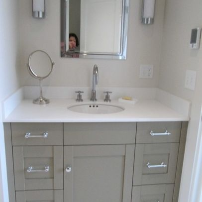painted bathroom cabinets design pictures remodel decor and ideas full bath on main
