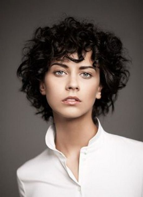 Best 25+ Curly short ideas on Pinterest   Short curly hairstyles ...