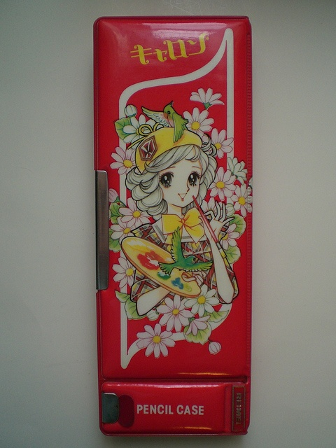 Calon pencil case, Japan | Flickr - Photo Sharing!