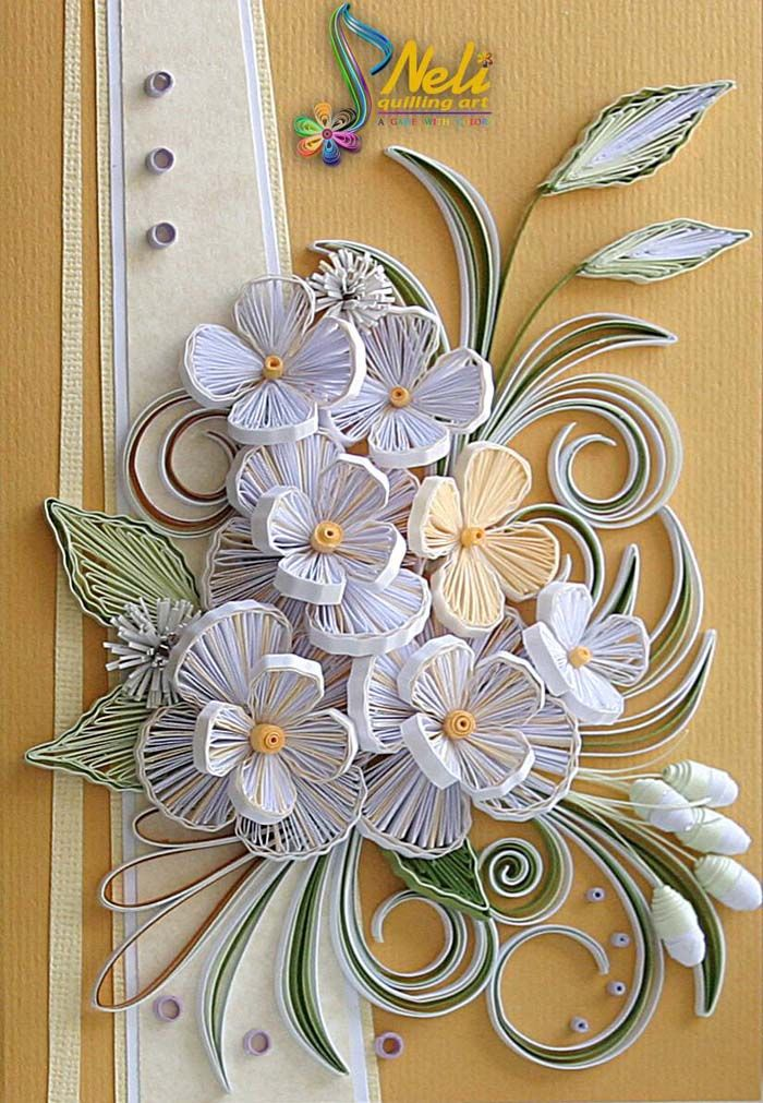 100 Best Paper Quilling Cards Beautiful Photos Paper