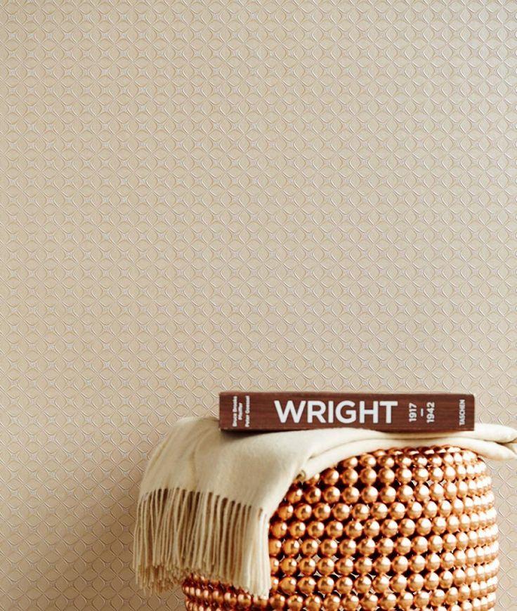 Korsal | Papel de parede glamouroso | Padrões de papel de parede | Papel de parede dos anos 70