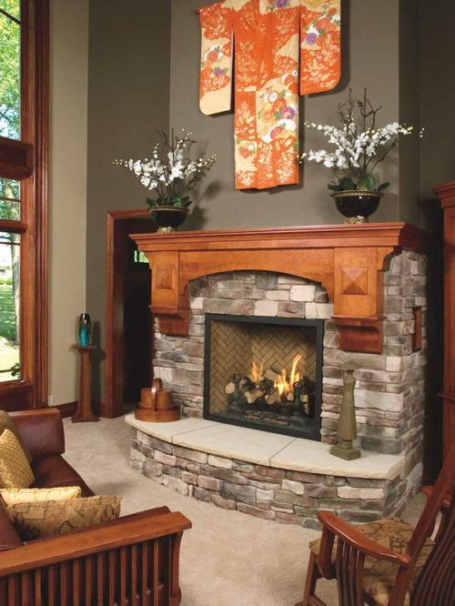 Honey Oak Trim Home Design Ideas, Pictures, Remodel and Decor