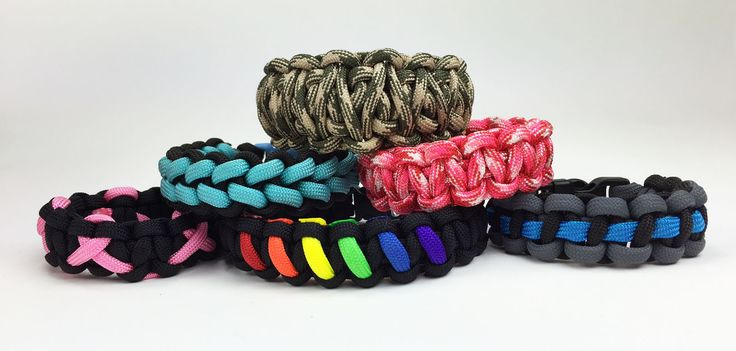#Paracord for Beginners: 5 Easy Variations on the Cobra Weave