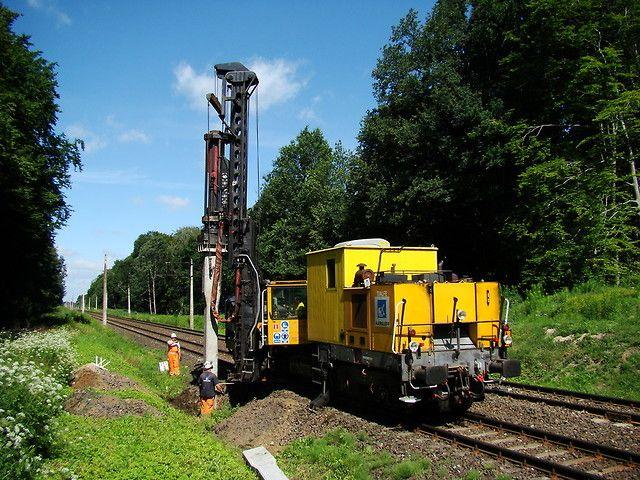 2011-2013 Linia kolejowa E-65 LCS Iława