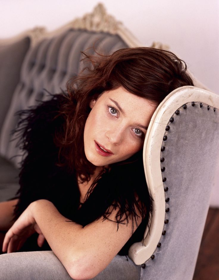 Anna Friel by Mike Owen