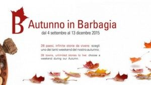 Autunno in Barbagia 2015